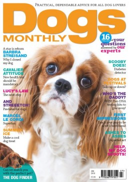 Dogs Monthly June Issue 2018